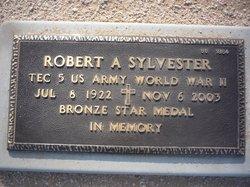 Robert A Sylvester