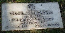 Virgil James McDowell