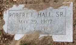 Robert Lee Hall, Sr