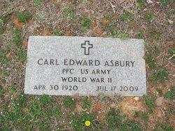 Carl Edward Asbury