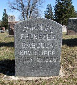 Charles Ebenezer Babcock
