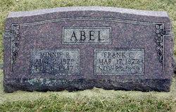 Minnie R. Abel