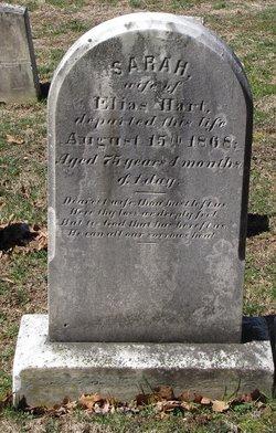 Sarah <i>Titus</i> Hart