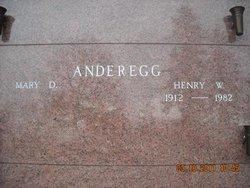 Henry W. Anderegg