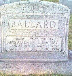 Lula Mae <i>Elliott</i> Ballard