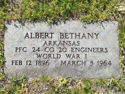 Albert Bethany