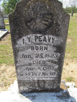 Isaac Youngblood Peavy