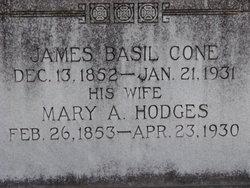 James Basil Cone, Sr