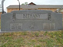 Mary Lucy <i>Brown</i> Bethany