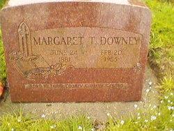 Margaret T. Downey