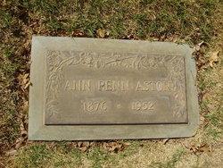 Ann Penn Aston
