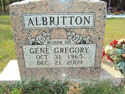 Gene Gregory Albritton