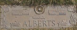 Arthur A Alberts