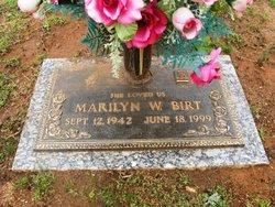 Marilyn <i>Williams</i> Birt