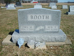 Oma <i>Anderson</i> Booth