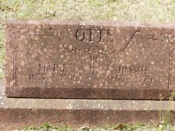 James Franklin Jimmie Otts