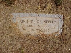 Archie Joe Neeley