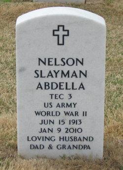 Nelson Slayman Abdella