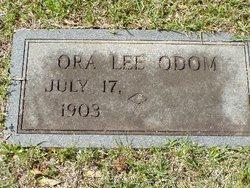Ora Lee <i>Otts</i> Odom