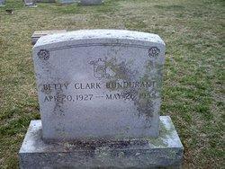 Betty Clark Bondurant