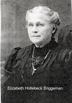 Anna Elizabeth <i>Hollenbeck</i> Briggeman