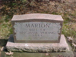 Marion <i>Wood</i> Young