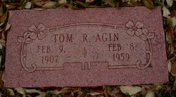 Tom R Agin