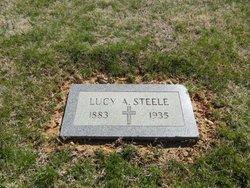 Lucy A. <i>Hannigan</i> Steele