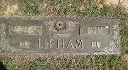 Myrtle Elizabeth Lizzie <i>Walker</i> Lipham