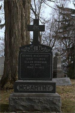 Ellen <i>Donovan</i> McCarthy