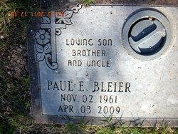 Paul Edward Bleier