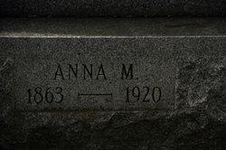 Anna M. McCarthy