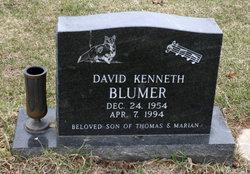David Kenneth Blumer