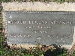 Ronald Eugene Allen, Sr
