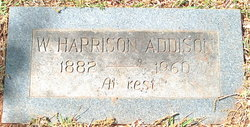 W. Harrison Addison