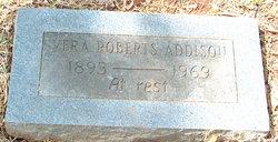Vera <i>Roberts</i> Addison
