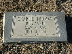 Charlie Thomas Blizzard