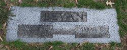 Sarah E. <i>Warner</i> Bevan