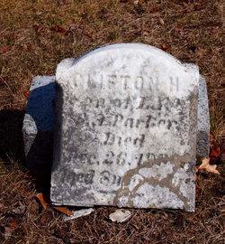 Clifton H Parker