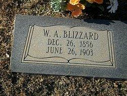 William A. Willie Blizzard