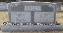 Mildred B <i>Blumenthal</i> Green