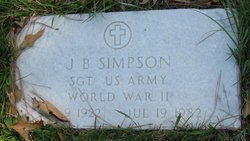 J B Simpson