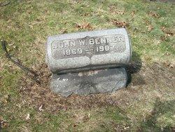 John W Benner