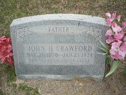 John Huston Crawford