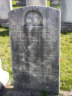Samuel B Weidler, Sr