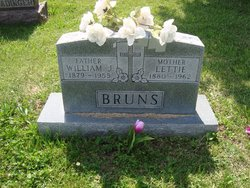Lettie <i>Tucker</i> Bruns