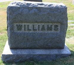Mary <i>Williams</i> Heaton
