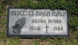 Mercedes Maria Ayala