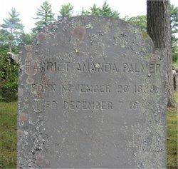 Harriet Amanda Palmer