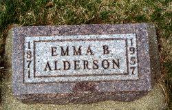 Emma Beatrice <i>Burrill</i> Alderson